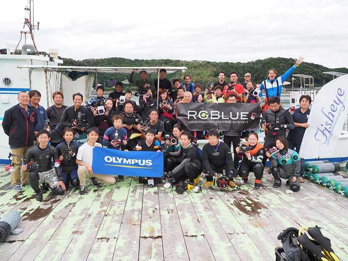 串本オリンパス水中写真